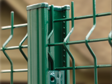 Hercules Plus - Rigid Panel fencing